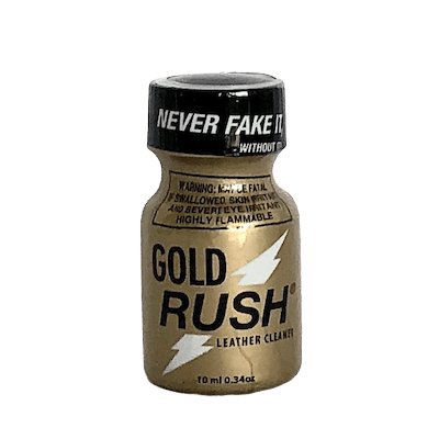 Poppers Gold Rush Pentyle 10 ml