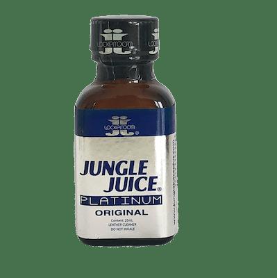 Poppers Jungle Juice Platinum Original Propyle 25 ml