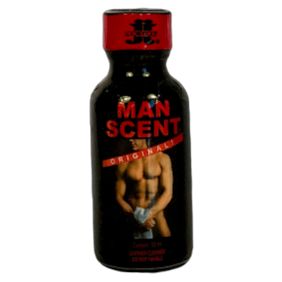Poppers Man Scent Pentyle 30 ml