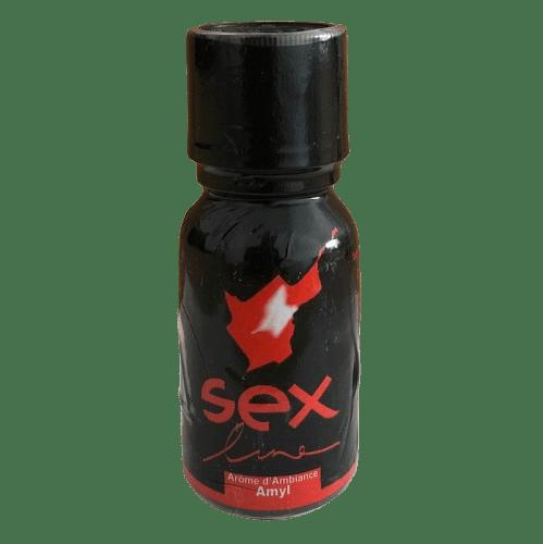 Poppers Sex line Amyle 15 ml