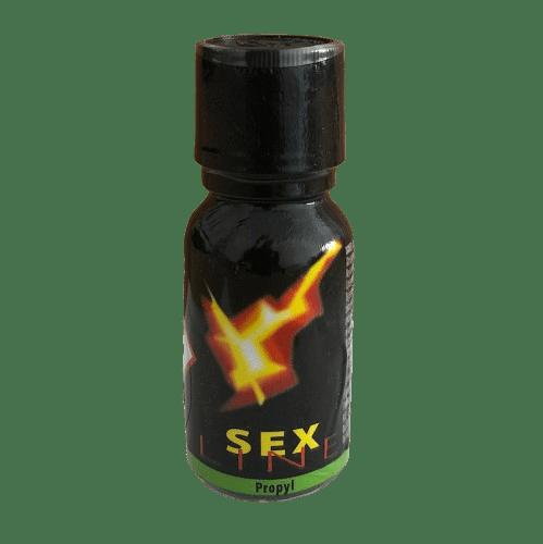 Poppers Sex line Propyle 15 ml
