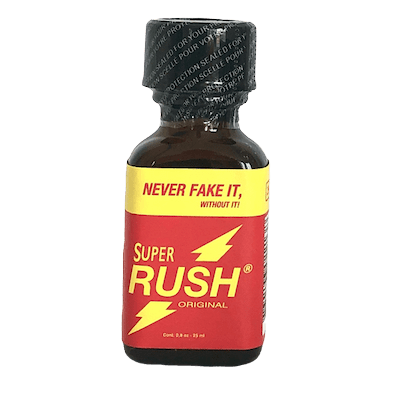 Poppers Super Rush Amyle 25 ml