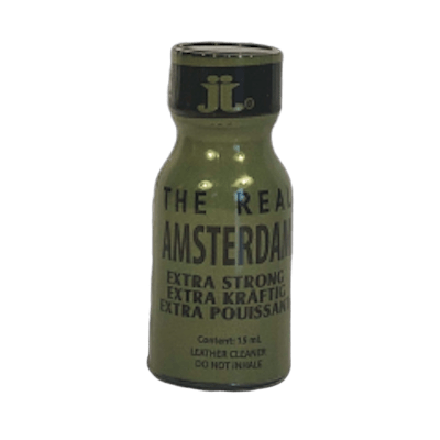 Poppers The Real Amsterdam Pentyle 15 ml